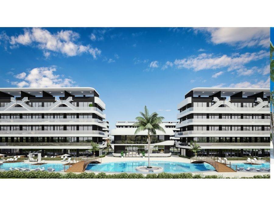 las 012 11 18 vende apartamento en punta cana