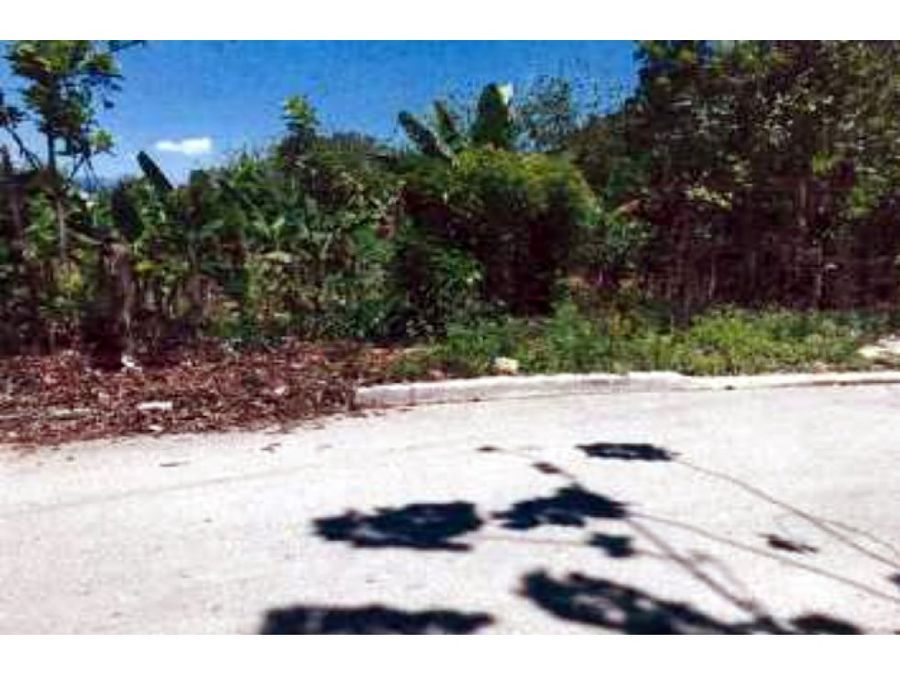 lgs 002 09 18 vendo terreno en jarabacoa