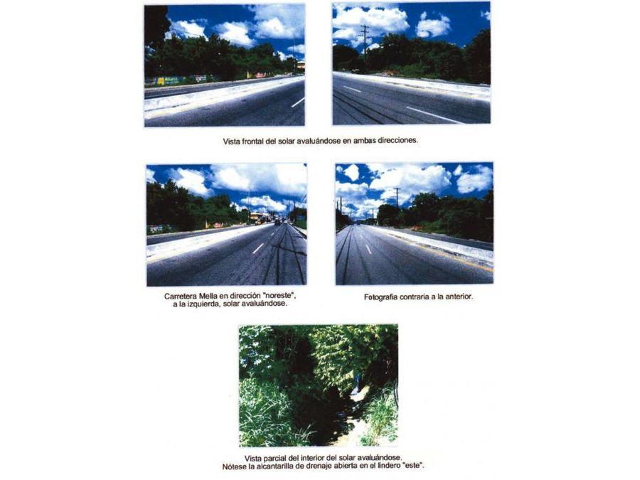 lgs 035 05 19 terreno en la carretera mella