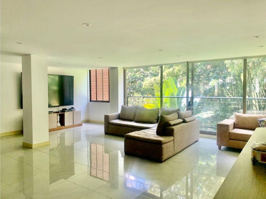 hermosa casa en venta en envigado loma de los mesa