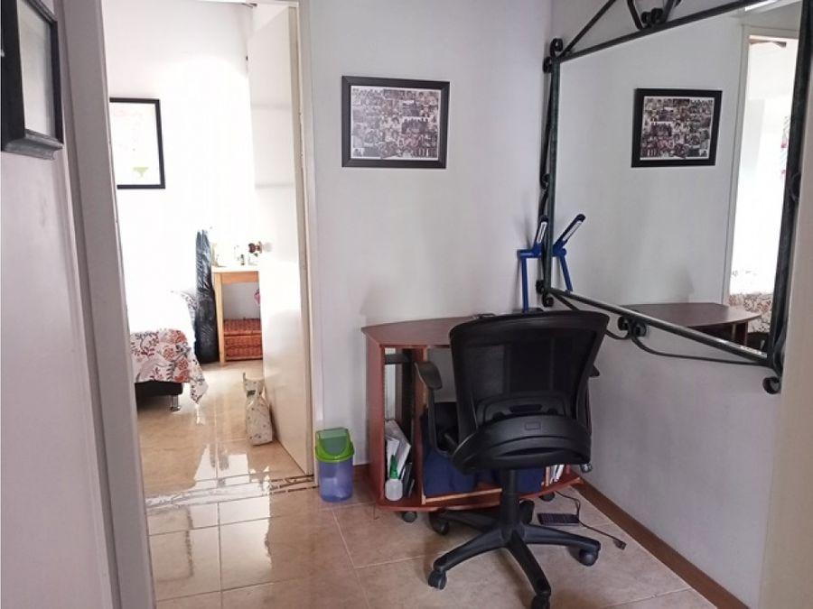 apartamento remodelado en venta en belen la mota