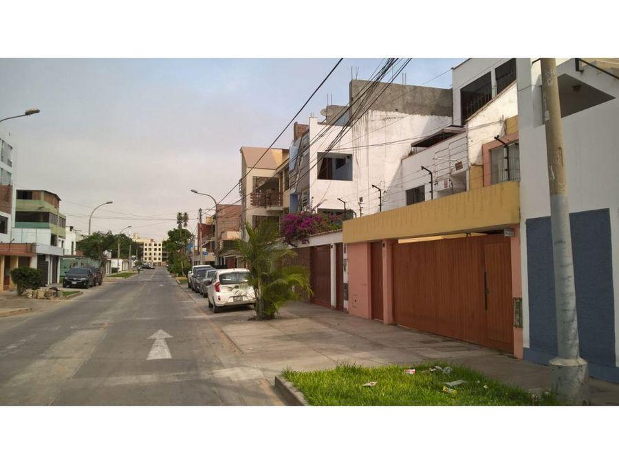 venta de casa en urb maranga san miguel 160 mt2