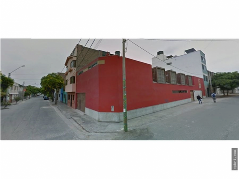 local comercial vendo como terreno 387mt2 barranco
