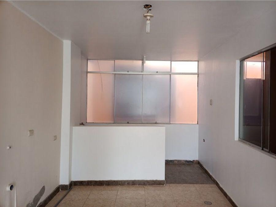 se vende departamento en 1er piso 52 m2 smp asoc miguel grau