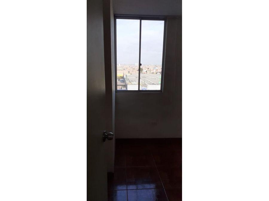 se vende departamento 51 m2 condominio ciudad nueva canta callao