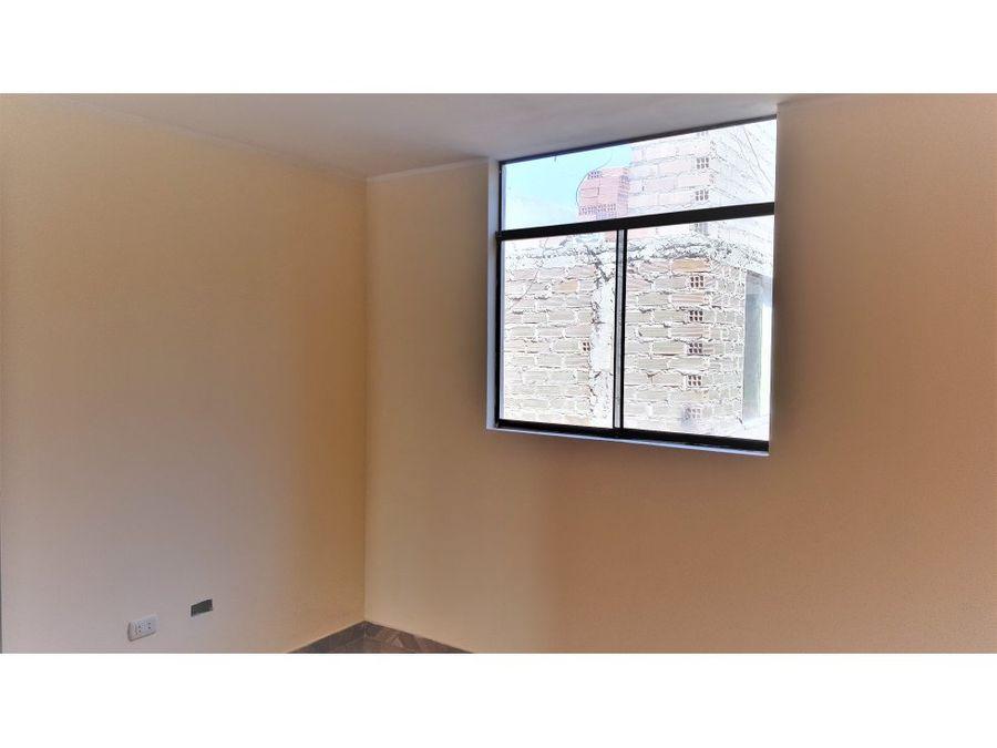 se vende departamento estreno 3er piso 515 m2 la perla alta callao