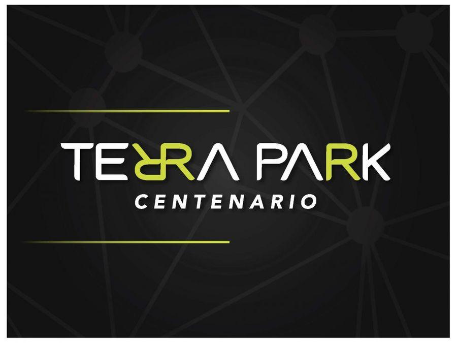 venta lotes industriales y servicios terraparkcent