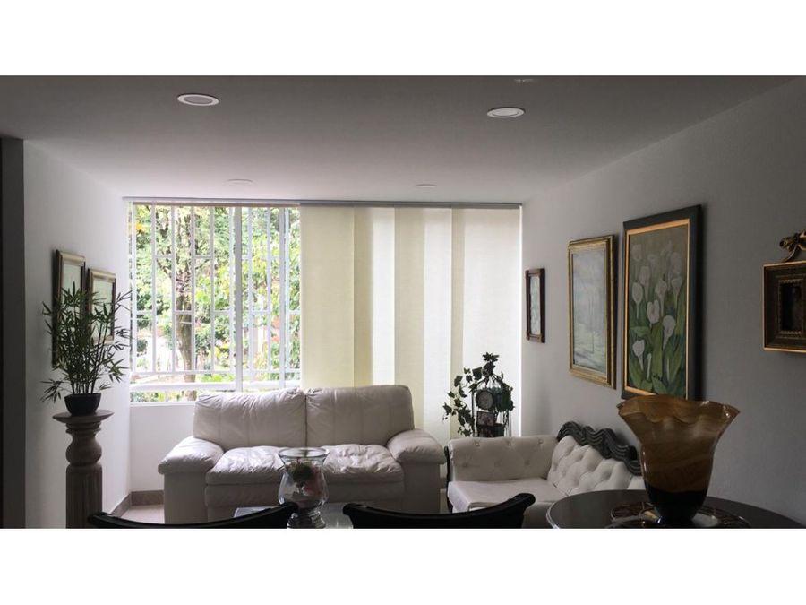 venta de apartamento en belen villa aburra