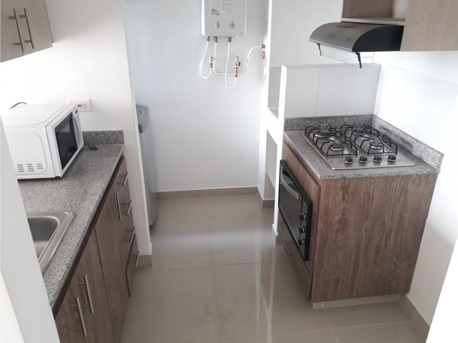 venta de apartamento en bello sector niquia