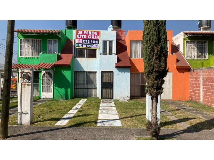 casa en venta temixco col ayuntamiento 2000