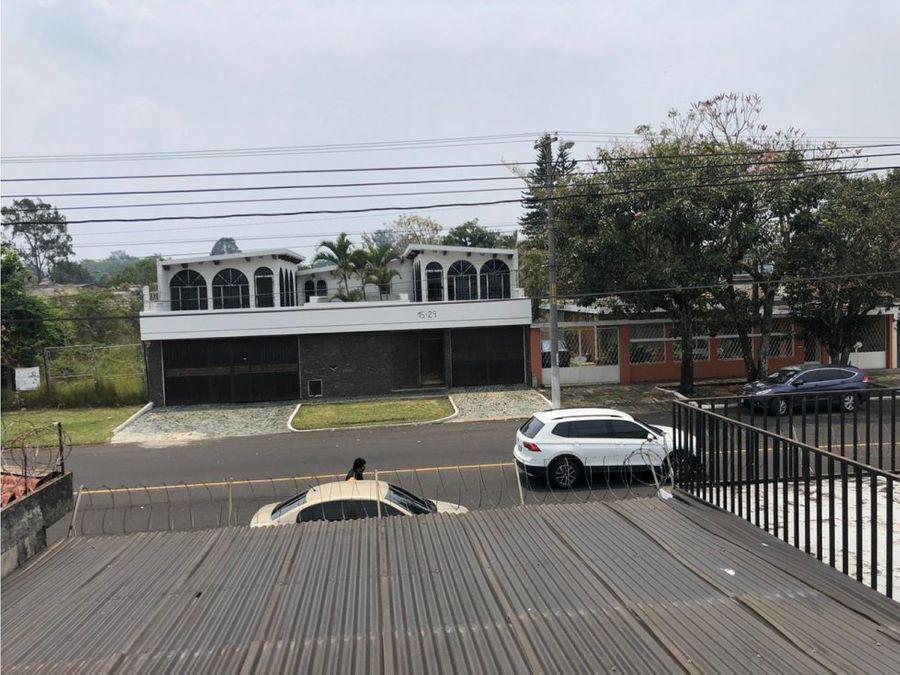 vendo casa en av independencia ciudad nueva