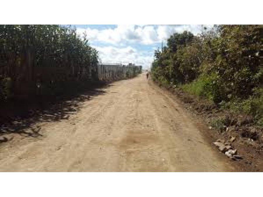vendo 145 cuerdas de terreno en patzun chimaltenango