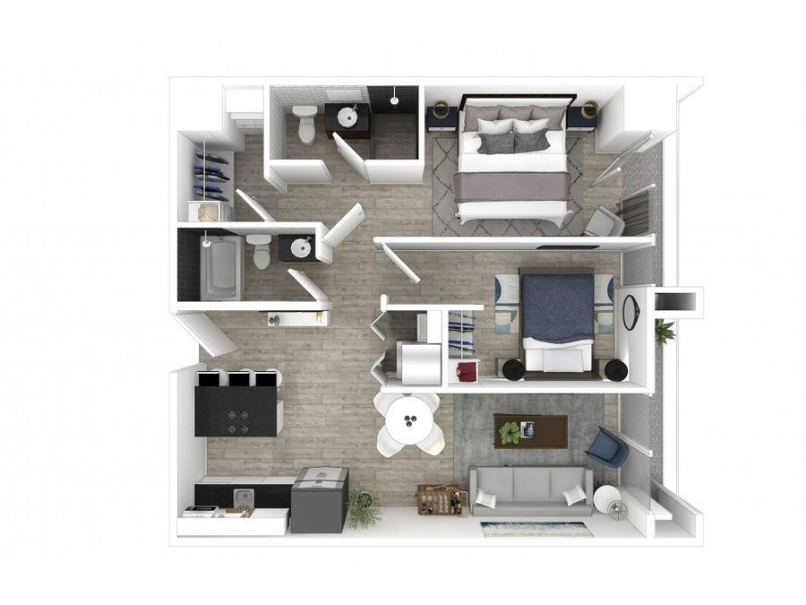 apartamentos narama zona 13