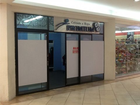 alquilo local en centro comercial metronorte