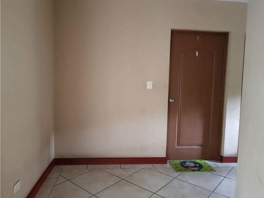 vendo apartamento en zona 12