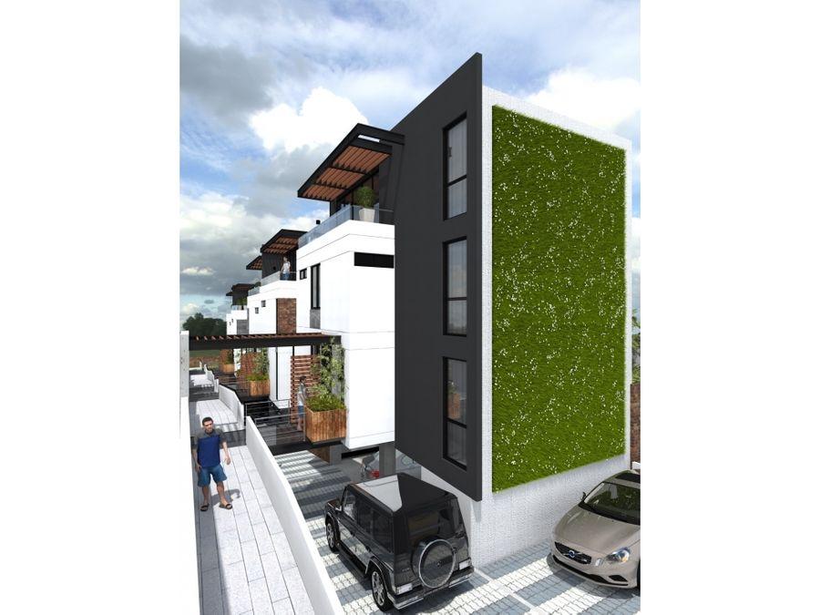 casas nuevas en zona 15 vendo