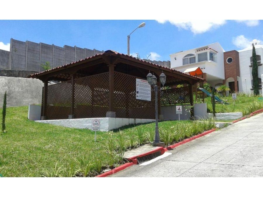 vendo casa en ciudad san cristobal