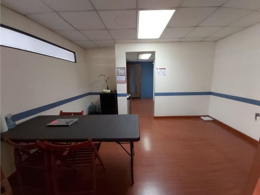 alquilo oficina 250mts en reforma montufar zona 10