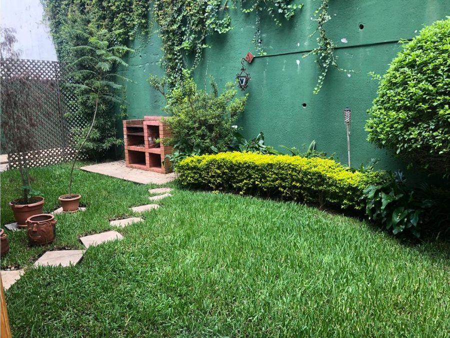 vendo casa en condominio entre verdes