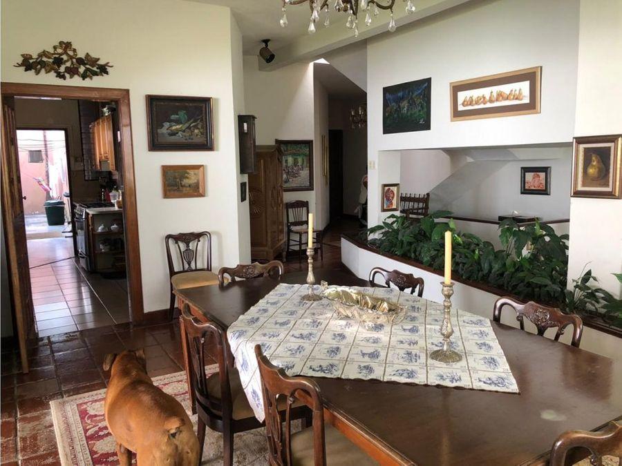 venta de casa en el socorro km 127