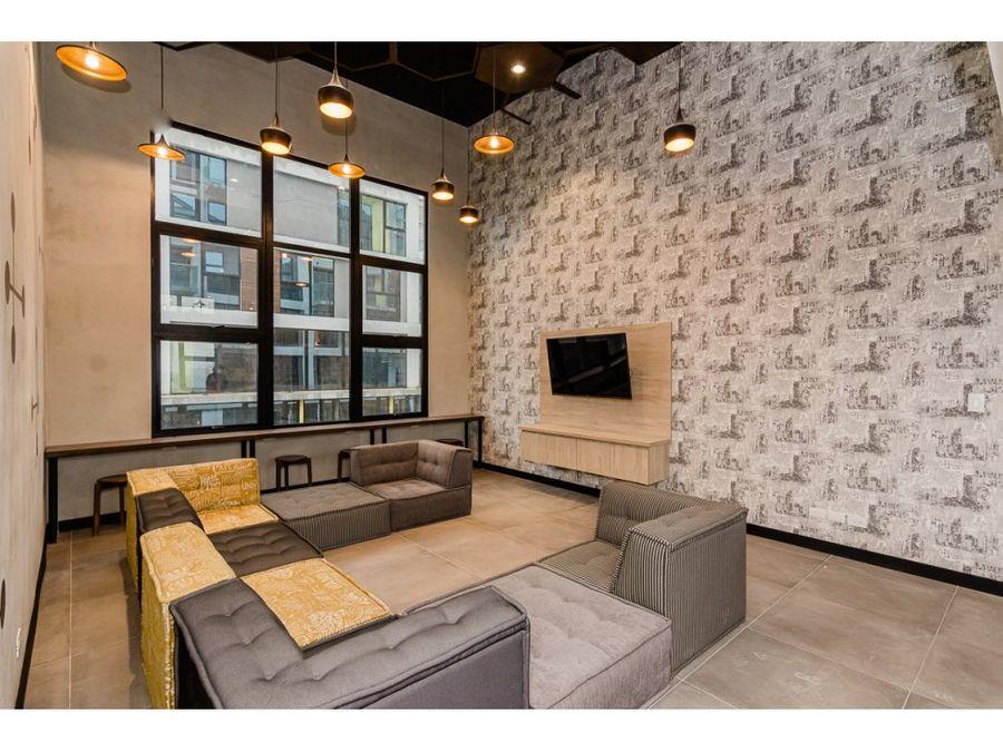 moderno apartamento nuevo de una habitacion en renta quo zona 4