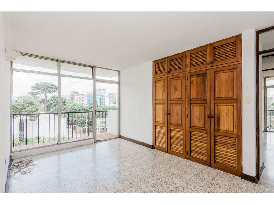 apartamento de 3 habitaciones con vistas en ciudad vieja zona 10