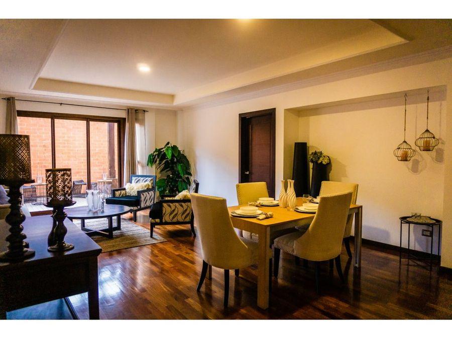 apartamento de lujo excelente ubicacion zona 10