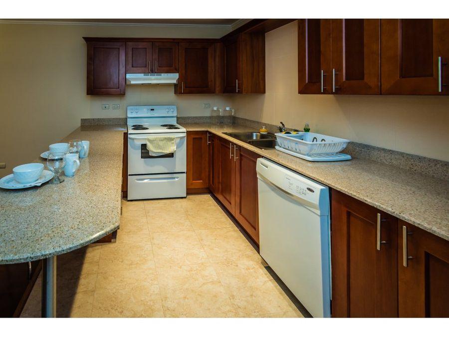 apartamento 2 habitaciones amueblado con terraza zona 10