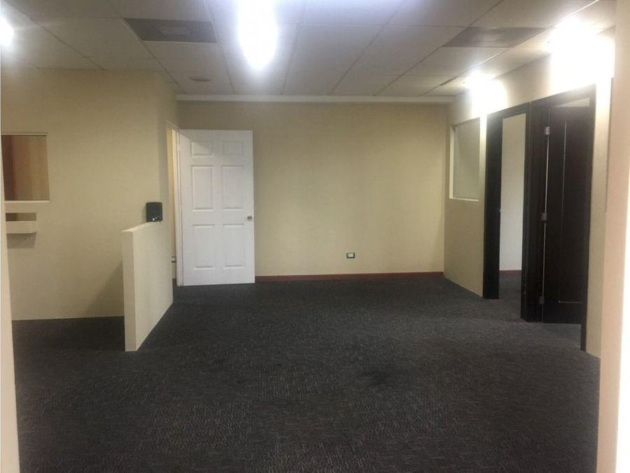 oficina en edificio avante zona 15