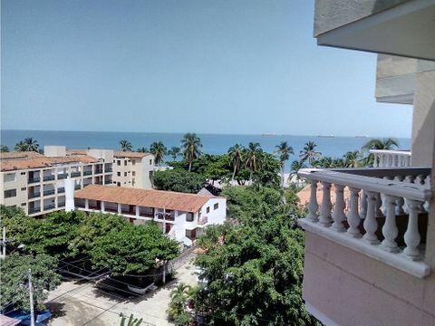apartamento en venta en bello horizonte santa marta