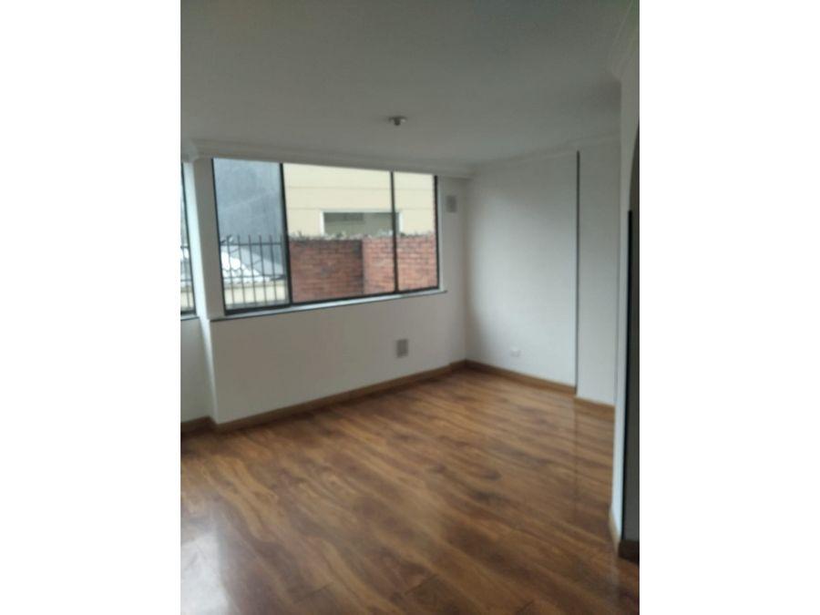 apartamento en venta en quinta paredes teusaquillo