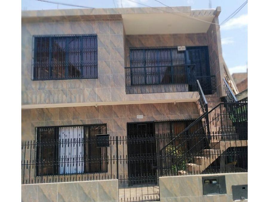 casa en venta con rentas en mariano ramos cali