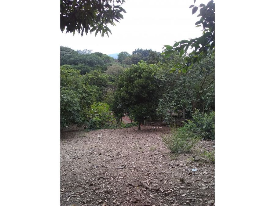 lote terreno en venta en vereda el nuno san jeronimo
