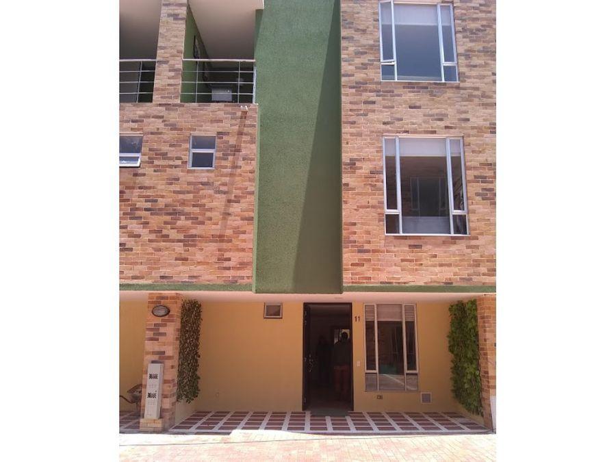 casa en venta en yerbabuena chia