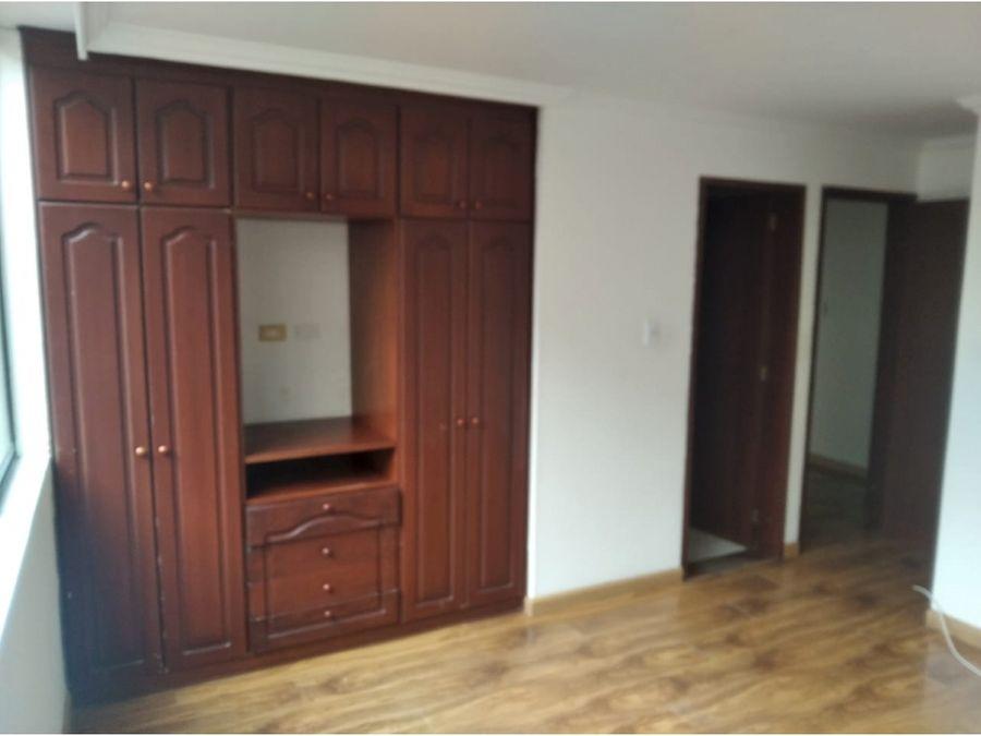 apartamento en venta en quintaparedes bogota