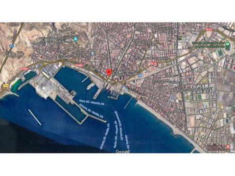 negociamos hotel en almeria primera linia de mar en subasta