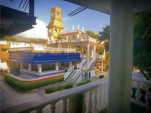 hotel en venta santa marta magdalena