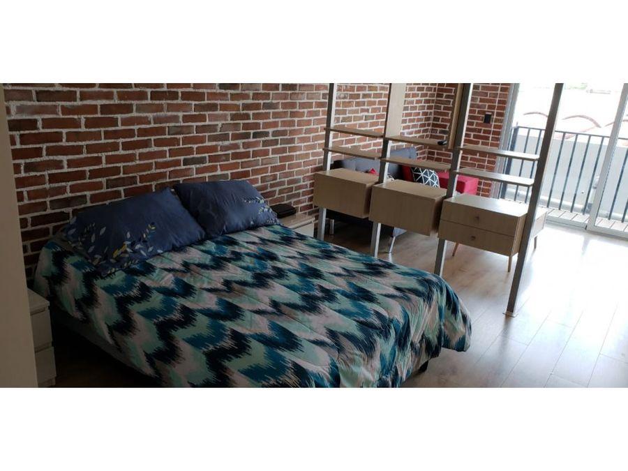 alquiler apartamento amueblado