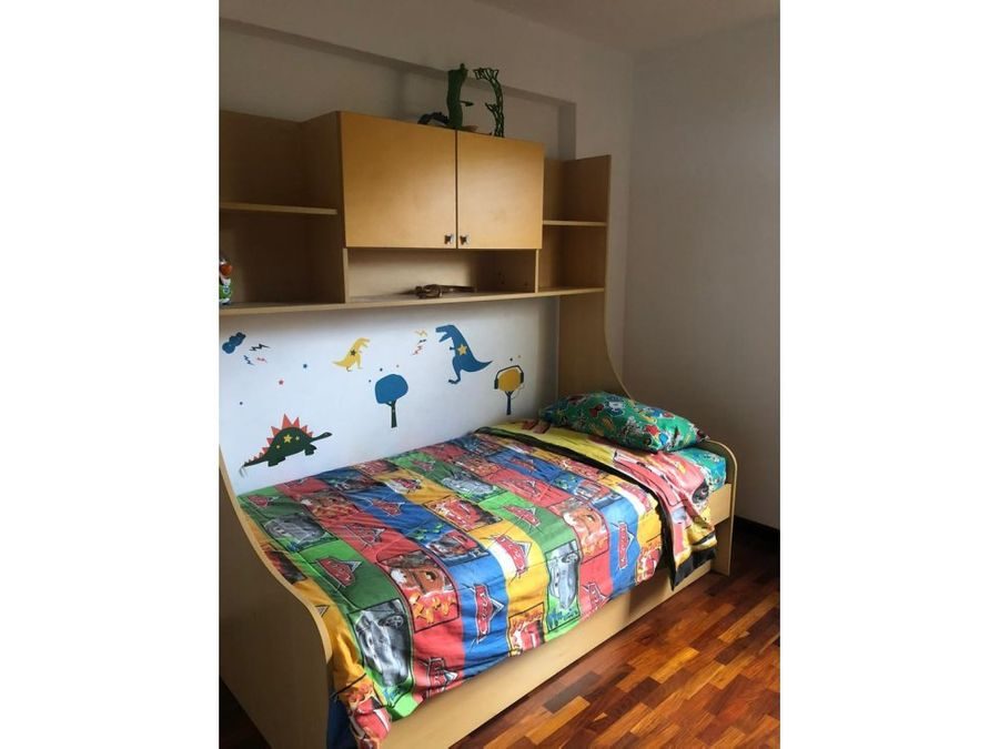 apartamento en venta en la urbanizacion chulavista