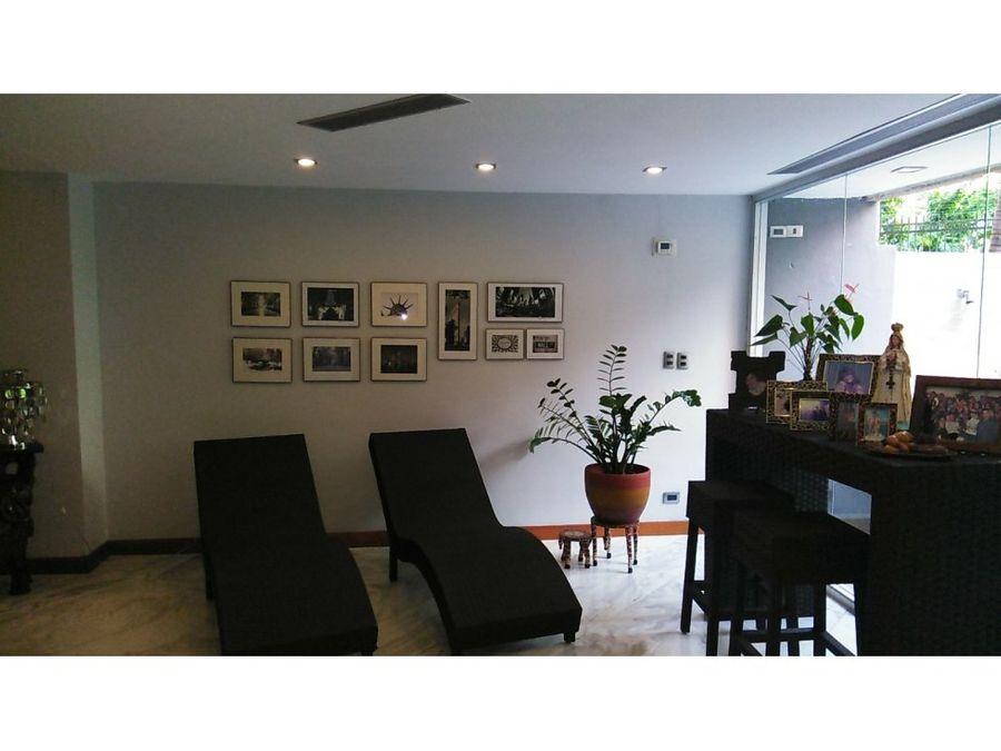 hermoso apartamento en venta en campo alegre