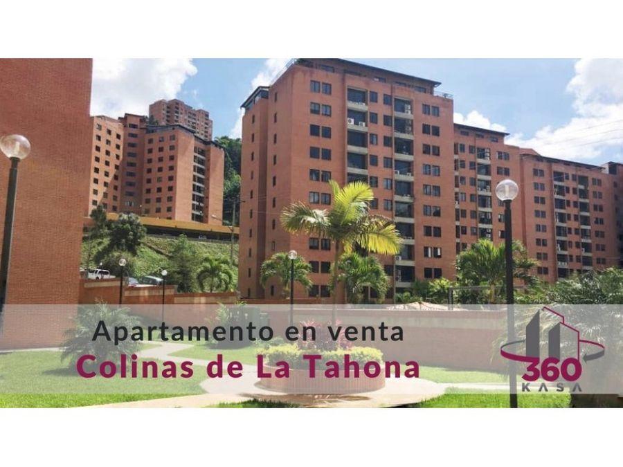 venta de apartamento en colinas de la tahona con pisos de marmol