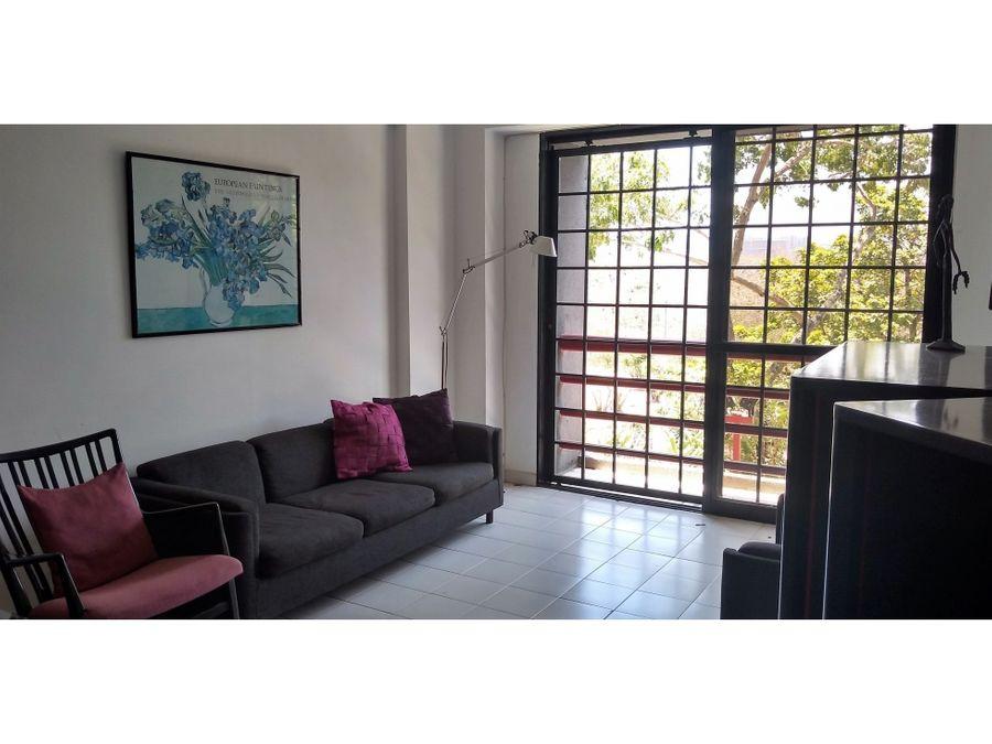 linda vista y comodidad en apartamento en venta en la alameda