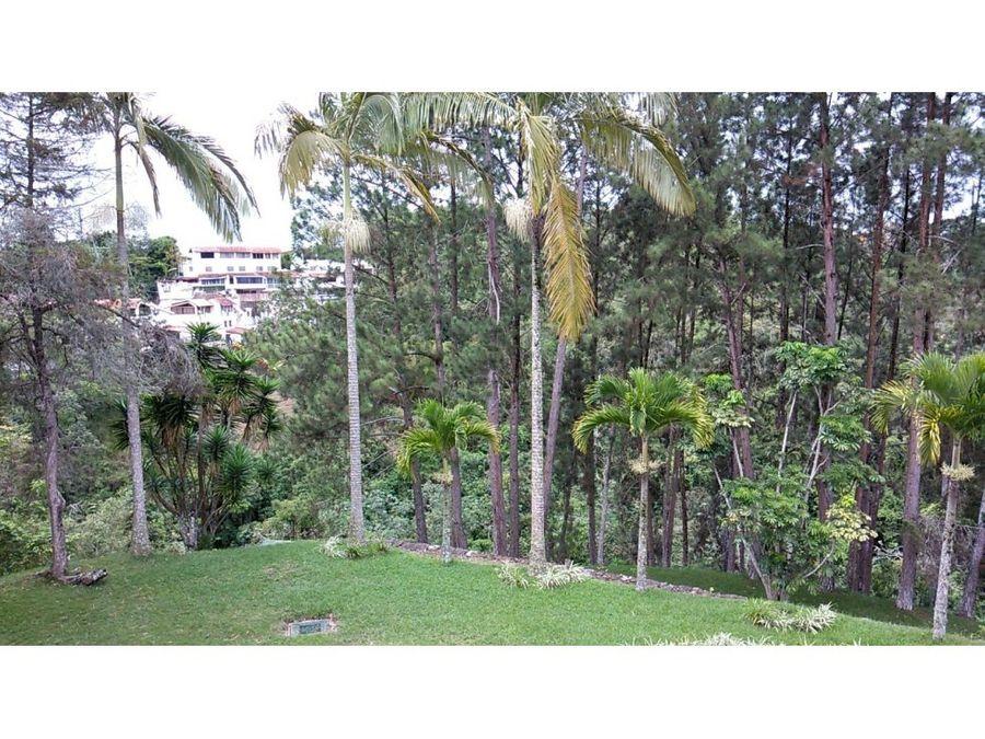 amplia quinta en la avenida sur de la lagunita