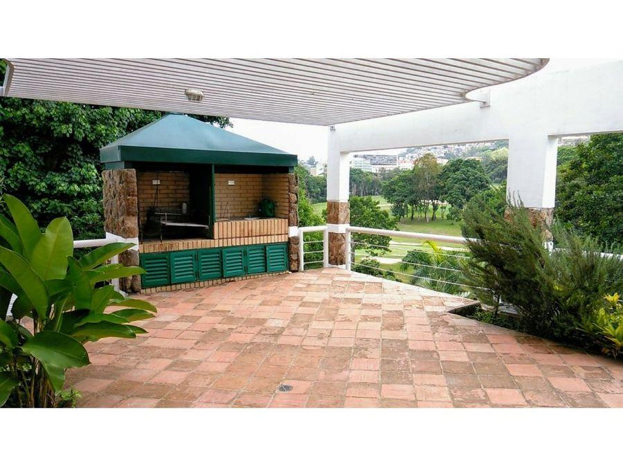 casa con magicas vistas a los campos de golf