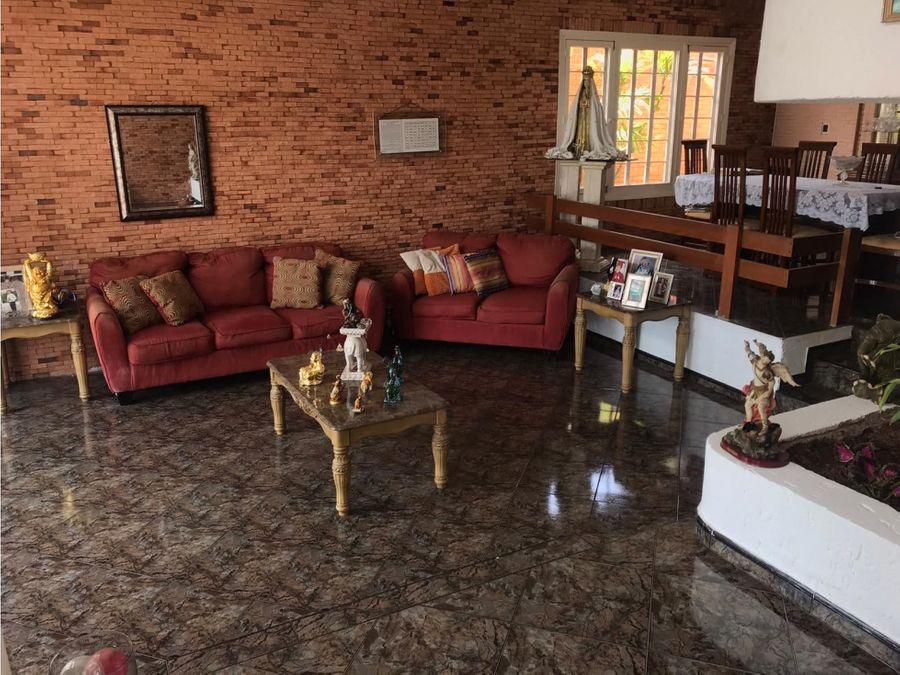 hermosa casa en venta en margarita quinta el eden