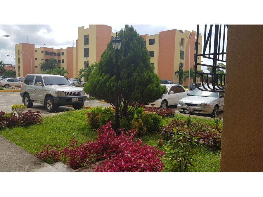 apartamento en venta en narayola 2 turmero