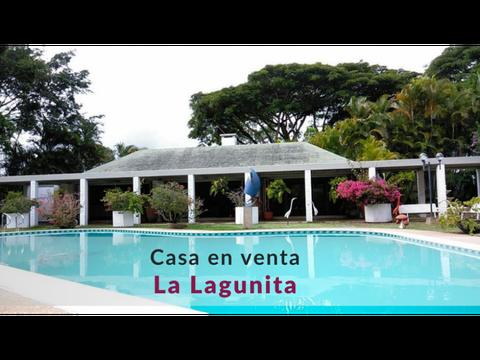 amplia quinta en la lagunita con piscina churuatas y salon de fiesta