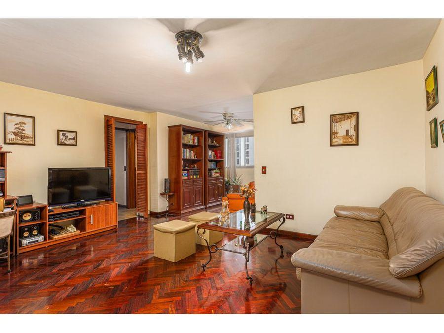 venta apartamento en caurimare