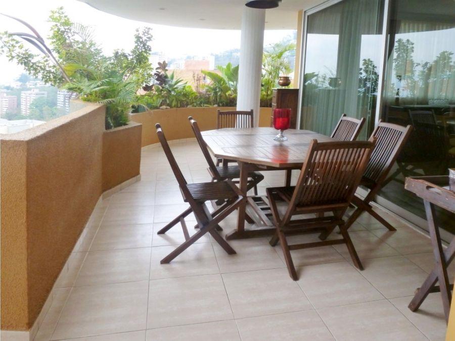 hermoso apartamento ph duplex con terraza los naranjos