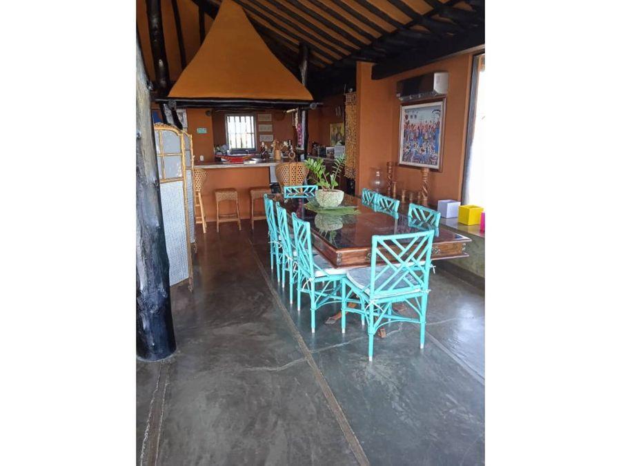 casa en venta o alquiler en manzanillo margarita